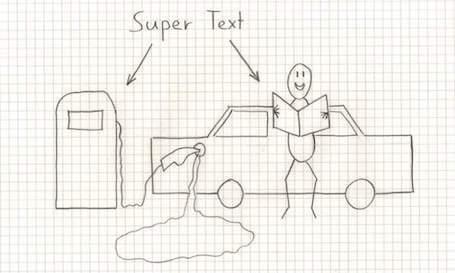 Supertext mobiliare testi web