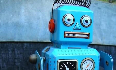 Robot de traduction automatique