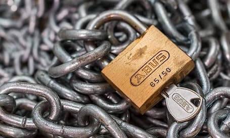Symbolbild verstaendlicher Datenschutz