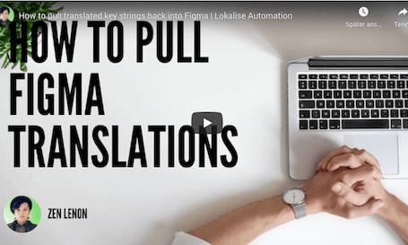 Figma Übersetzung